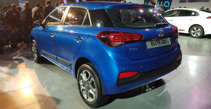 Hyundai I20 Elite Facelift Launched At The 2018 Auto Expo Cheaper Than Maruti Baleno