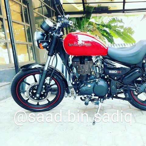 Royal Enfield Thunderbird 350X cruiser motorcycle: Clearest spyshots ahead of official launch