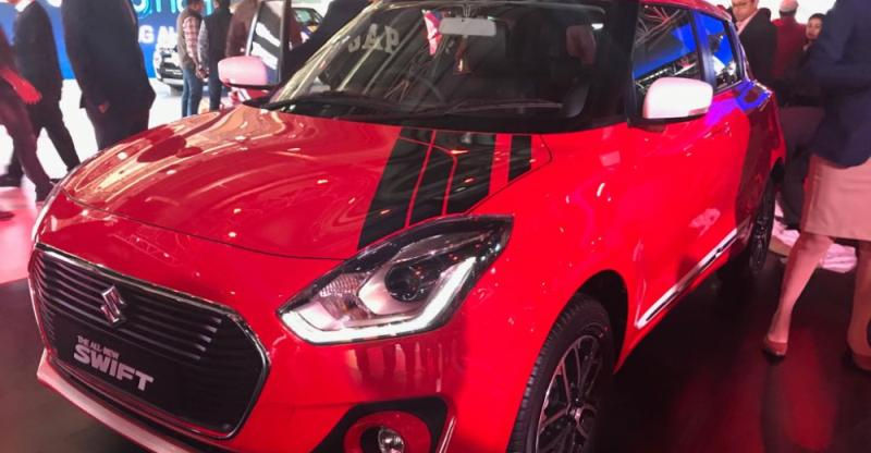All-new 2018 Maruti Swift launched in India; Much cheaper than Baleno