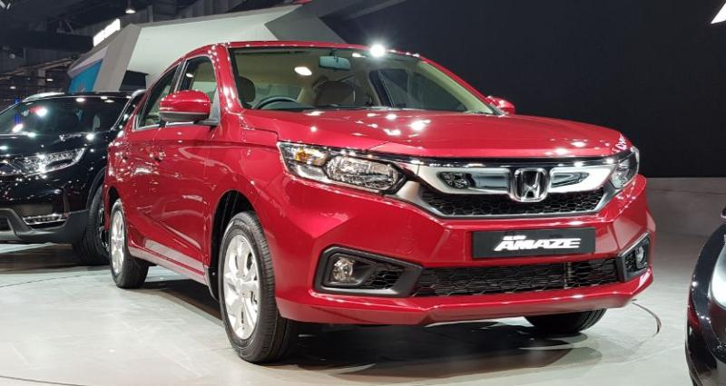 Honda wants to double market share in India by launching Amaze, Civic, CR-V & more