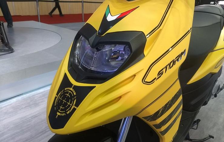 Aprilia Storm 125 automatic scooter: Launch & pricing details revealed