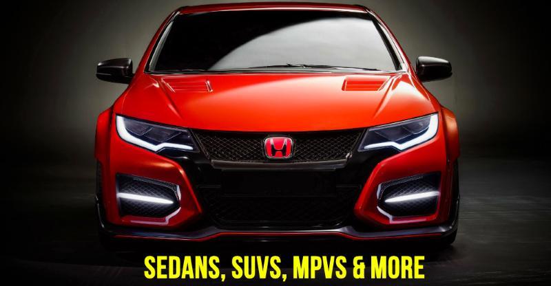 10 cars & SUVs unveiled at the Auto Expo and coming soon to India: Honda Civic to Mahindra XUV700