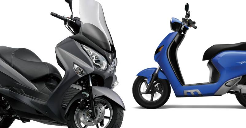 Scooters unveiled at the Auto Expo 2018 that'll soon be launched: Honda Activa 5G to Suzuki Burgman