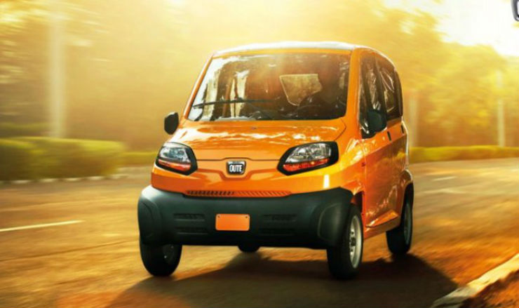 Bajaj Qute quadricycle's launch timeline in India finally REVEALED