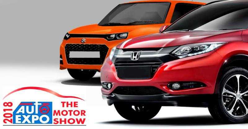 From Maruti Future S to Honda HR-V: 2018 Auto Expo's BIGGEST unveils