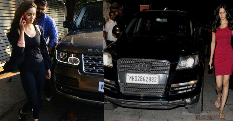 Bollywood actresses & their swanky SUVs: Deepika Padukone's Audi Q7 to Anushka Sharma's Range Rover