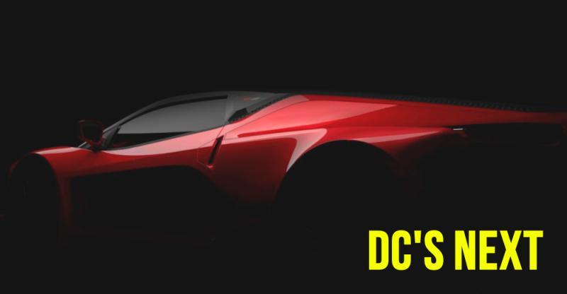 DC Design's 4,000 cc, 400 BHP sportscar coming to Auto Expo 2018
