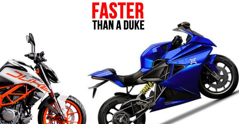 3 HOT electric motorcycles that are faster than KTM Duke 390 & Bajaj Pulsar, coming soon!