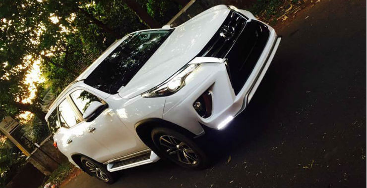 Modified Toyota Fortuners: 10 Crazy examples from India