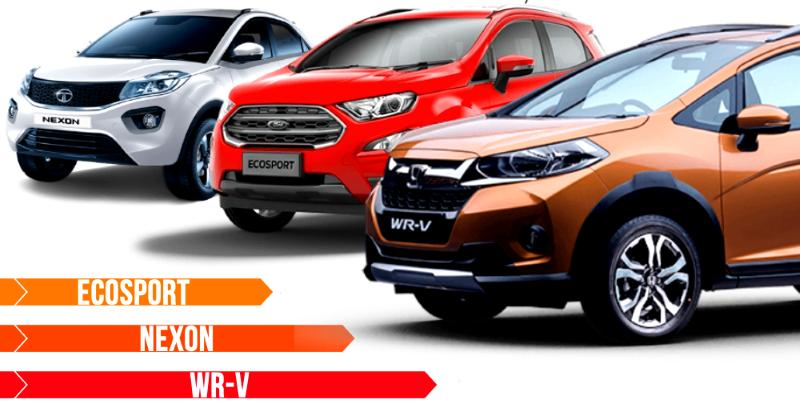 top 10 fuel efficient petrol suvs in india honda wr v to tata nexon. Black Bedroom Furniture Sets. Home Design Ideas