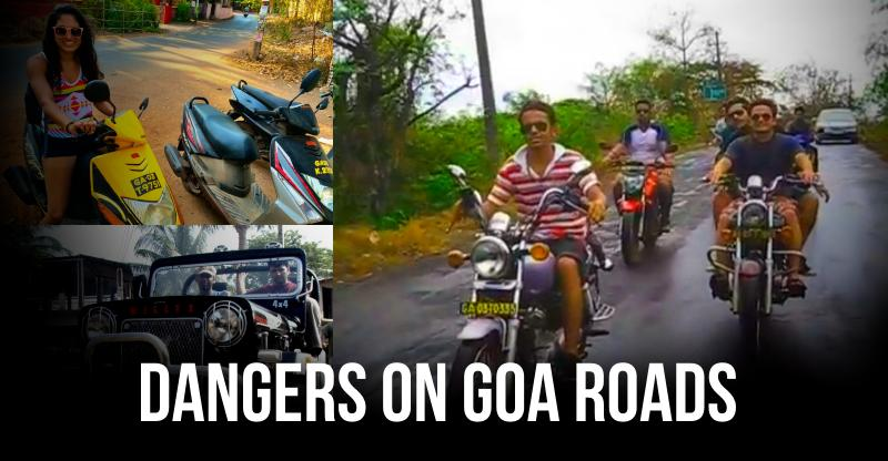 Your next Goa trip can end in an accident easily: 5 reasons why