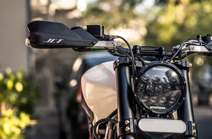 Meet Badmaash, India's funkiest looking modified KTM Duke 390