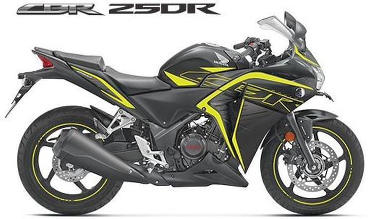 2018 Honda Hornet 160R and CBR 250R prices hiked