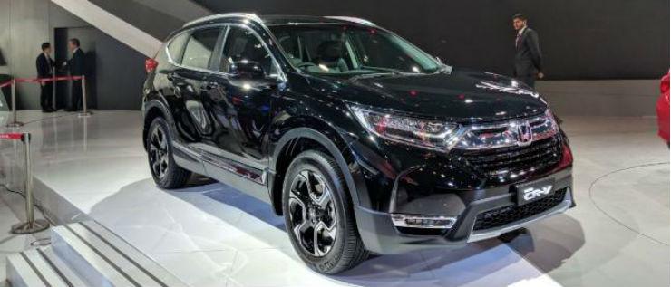 Honda CR-V Diesel SUV to make 118 Bhp in India