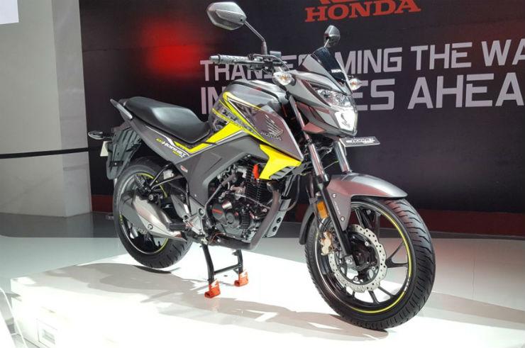 Honda Cb Hornet 160r Abs India Launch Next Month