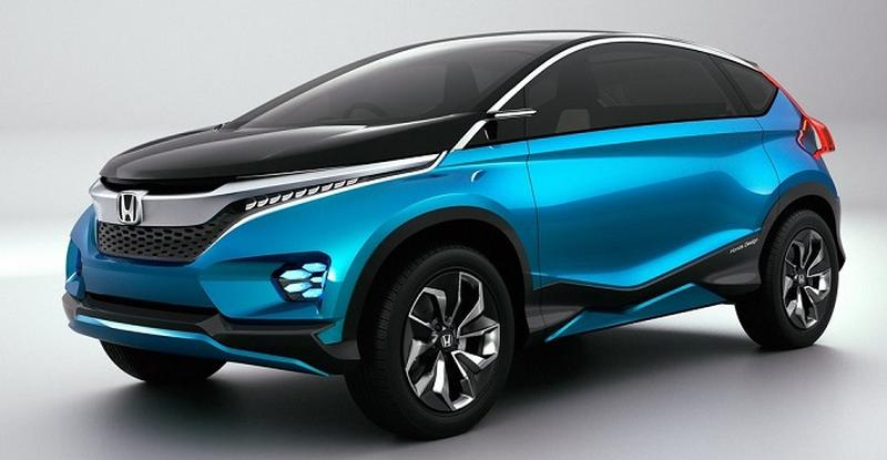 Yoichiro Yeno, The CEO Of Honda Cars India, Hopes That The Introduction Of  Such SUVs Will Boost Market Share Of The Company From 5 % To 10 % In The  Indian ...