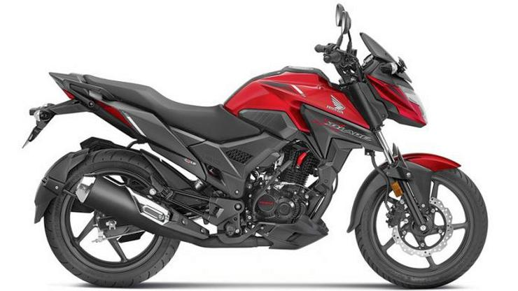 Honda X-Blade 160 (based on CB Hornet) sporty commuter motorcycle launched in India