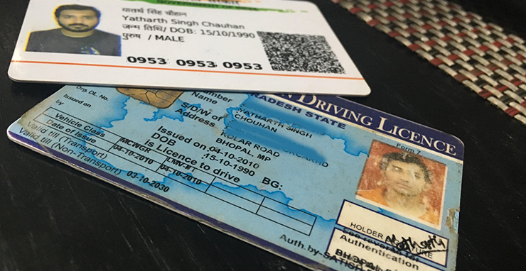 How to Link Aadhaar with Driving Licence online