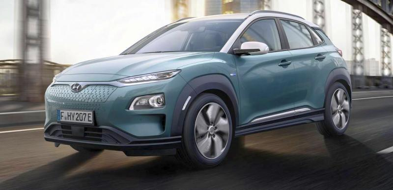Hyundai Kona Electric SUV launching next year; To be priced at par with the Toyota Fortuner