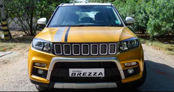 10 Hot Modified Maruti Vitara Brezza Suvs From India