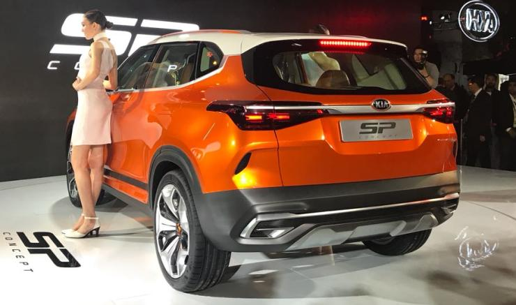 kia sp compact suv to be pricier than hyundai creta here 39 s why. Black Bedroom Furniture Sets. Home Design Ideas