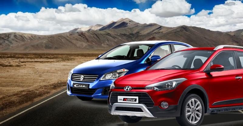 10 hatchbacks & sedans that are Ladakh-ready: Hyundai i20 Active to Maruti Ciaz