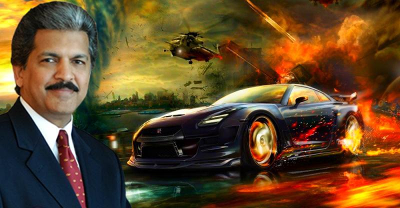 Anand Mahindra says, More Cars = Living Hell; We explain!