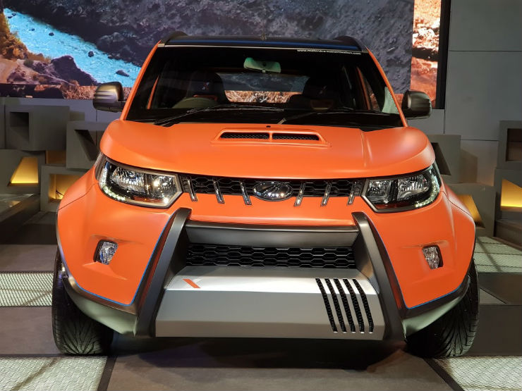 Mahindra's 7 most exciting Auto Expo concepts: From Thar Wanderlust to XUV500 Aero!