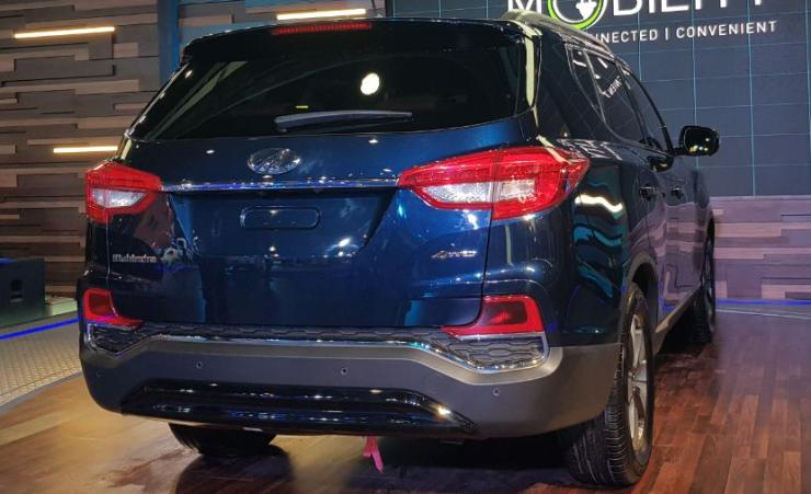Mahindra Xuv700 G4 Rexton Luxury Suv Production Timeline Revealed