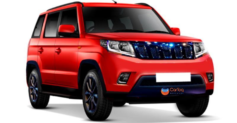 Mahindra TUV300 Compact SUV Facelift: What the Maruti Vitara Brezza rival will look like