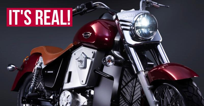 India's first electric cruiser motorcycle: UM Renegade Thor – launched!