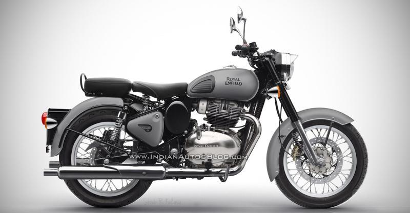 Royal Enfield Classic 650 retro motorcycle: Here's what it'll look like