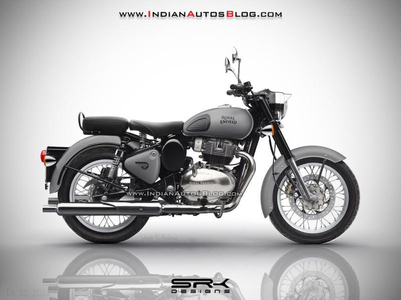 royal enfield classic 650 retro motorcycle here 39 s what it 39 ll look like. Black Bedroom Furniture Sets. Home Design Ideas