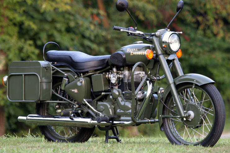 Royal Enfield motorcycles: 10 things you do not know!