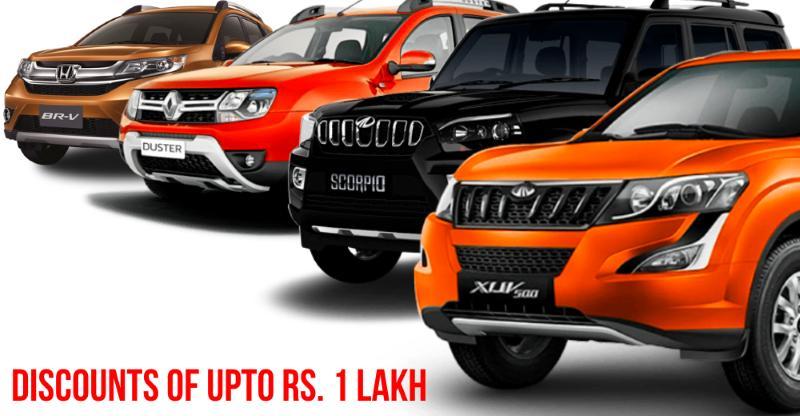 10 BIGGEST February SUV & MUV discounts: Mahindra Scorpio to Maruti Ertiga