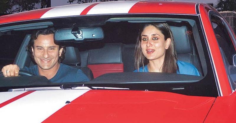 Luxurious cars & SUVs of Saif Ali Khan & Kareena Kapoor; Jeep to Mercedes