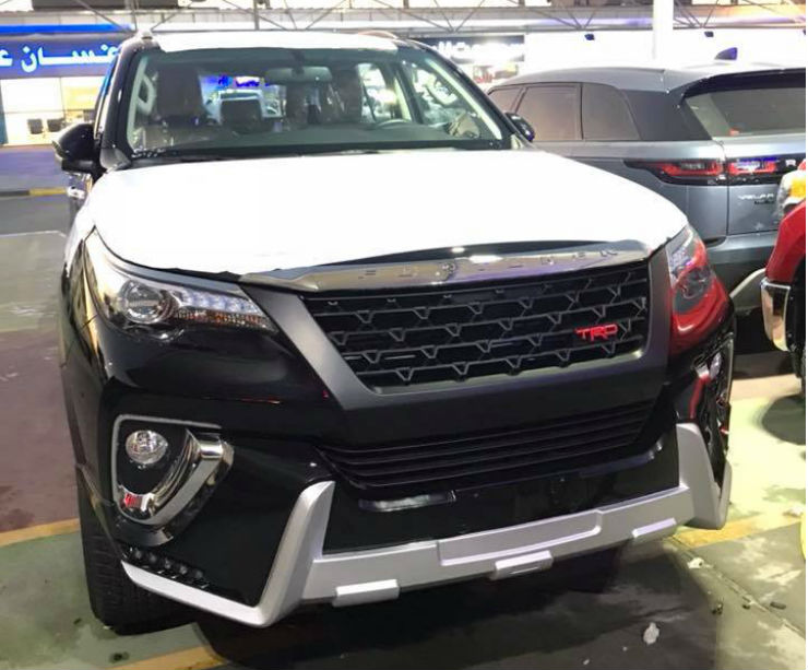 Modified Toyota Fortuners 10 Crazy Examples From India Around The