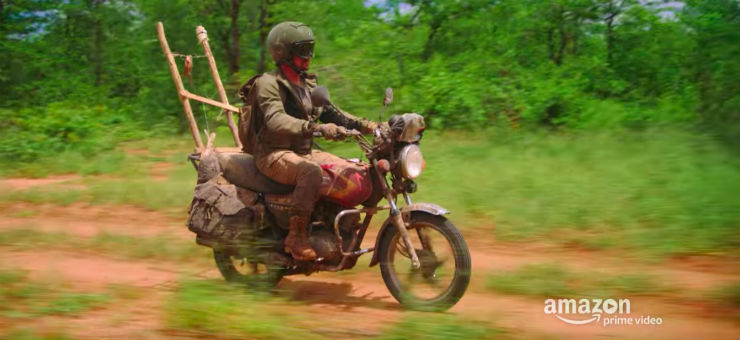 Indian-made TVS Star motorcycle features in Amazon Prime Video's Grand Tour show