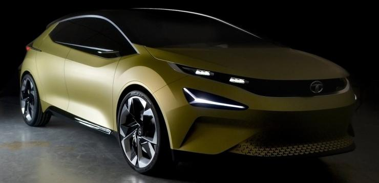 Tata 45X premium hatchback concept: Fresh pictures reveal more about the Maruti baleno rival