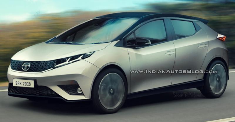 Maruti Baleno-challenging Tata 45X premium hatchback: What it'll look like