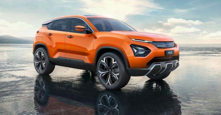 Tata H5X SUV teased ahead of 'name-reveal' tomorrow: What will it be called?