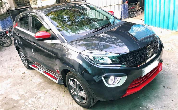 Modified tata nexon compact suv india 39 s first customised for Internship for mechanical engineering students in tata motors