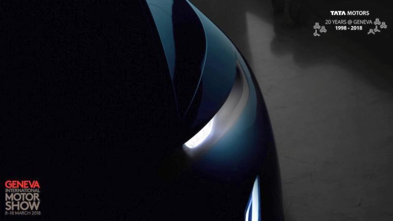 Tata Motors' sedan concept based on 45X platform for Geneva as Honda City/Maruti Ciaz challenger