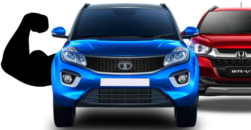 Tiago, Nexon & Tigor help Tata Motors BEAT Honda in India