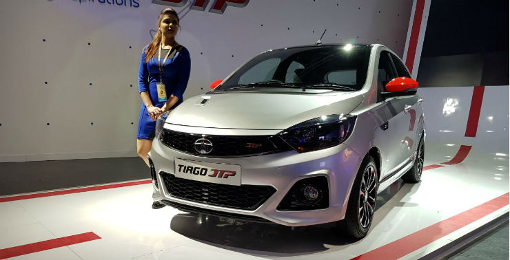 upcoming tata cars in india - tata tiago jtp