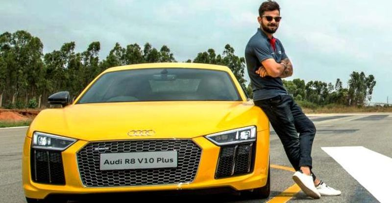 EXPENSIVE cars of India's rich: Mukesh Ambani's S-Class to Virat Kohli's R8