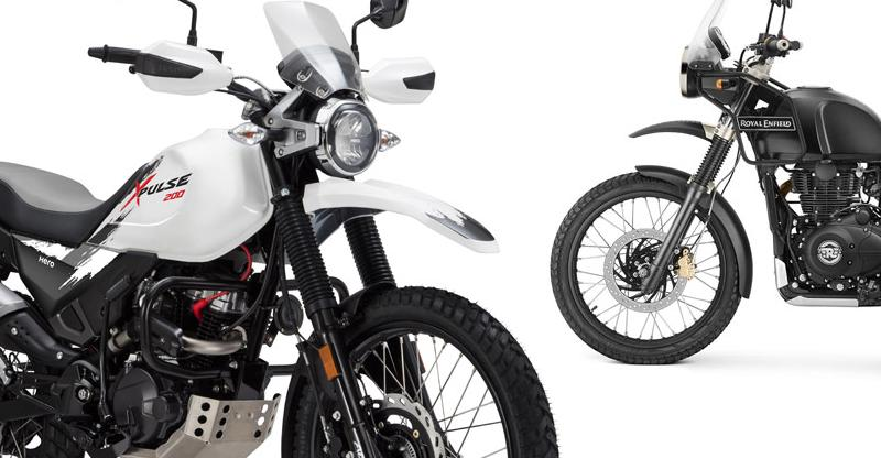 Hero Motocorp XPulse Adventure Motorcycles: 10 things you don't know about the Royal Enfield Himalayan rival