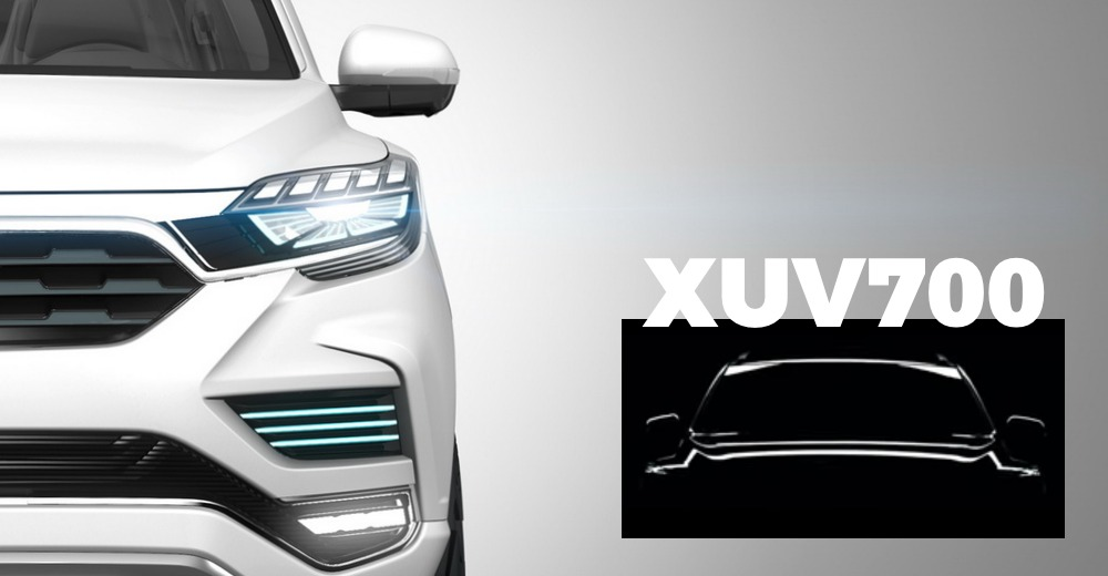 Mahindra XUV700 teaser video released: Will rival Toyota Fortuner, Ford Endeavour