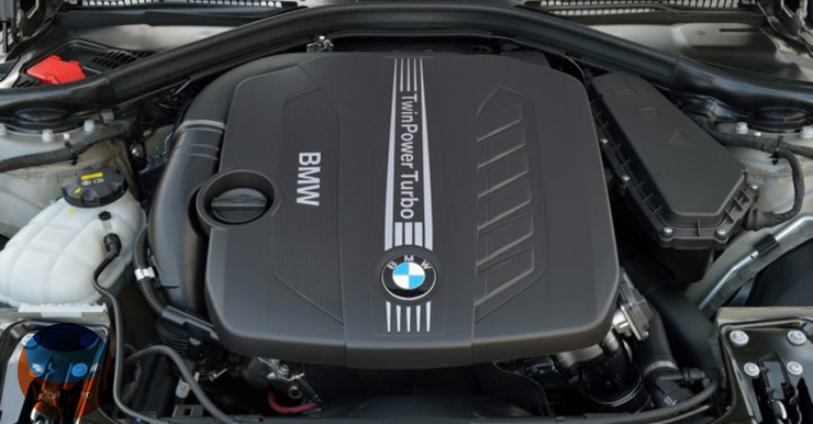 bmw 320d edition sport review images engine compartment