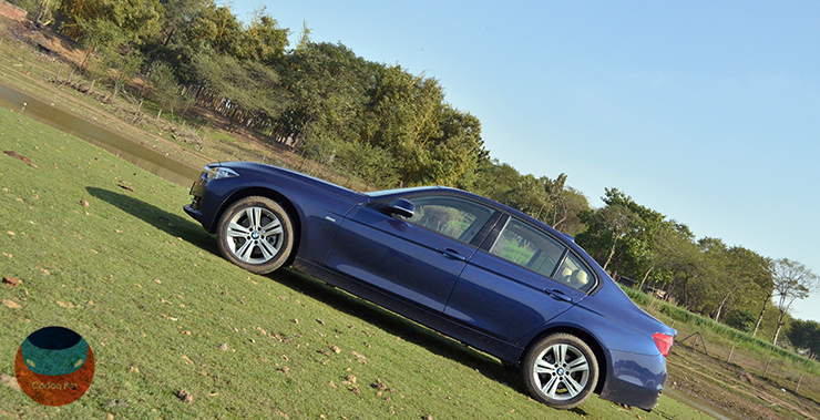 bmw 320d edition sport review images side profile